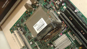 IBM 3200 M2 443E7312 Mother Board with CPU.