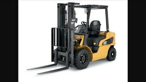 Skid Steer, Mini Hoe, Forklift in need of work Regina Regina Area image 3