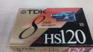 video cassete 8mm 120min