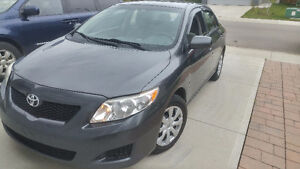2010 Toyota Corolla - great condition