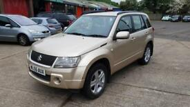 Suzuki Grand Vitara 16v PETROL MANUAL 2005/55