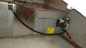 Oil furnace and tank in great condition