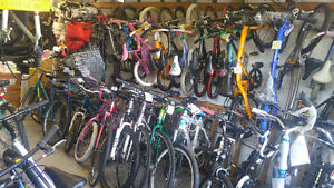Bicycles - Repair and sales store