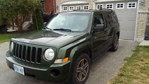 2009 Jeep Patriot Other Sold Asis