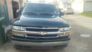 2002 Tahoe with 270000kms for sale