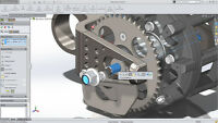 Provide design/drafting services (Solidworks/CAD/Inventor/Catia)