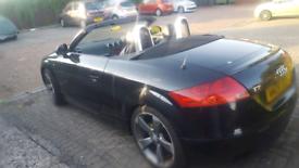 Black Audi TT Roadster for Sale
