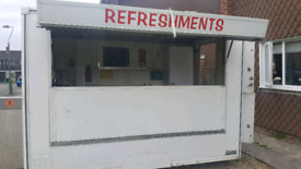 Catering van ready to trade
