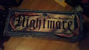 Nightmare Board Game for sale (good condition) Gatineau Ottawa / Gatineau Area image 1