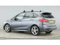 2017 BMW 2 SERIES ACTIVE TOURER 225xe M Sport 5dr [Nav] Auto - DAB - BLUETOOTH A