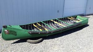 14' Sportspal square stern canoe
