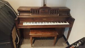 Lowrey Upright Piano - Antique?
