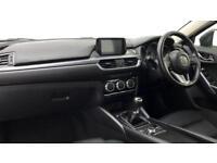 2015 Mazda 6 2.0 SE Nav 4dr Petrol silver Manual