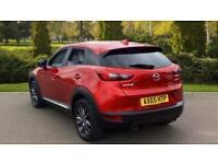 2016 Mazda CX-3 2.0 Sport Nav 5dr Manual Petrol Hatchback