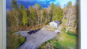 commercial/residential zoned lot