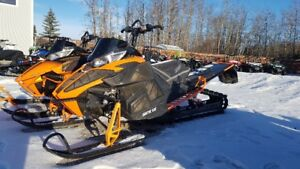 "Arctic Cat M800 Turbo 174"" With Tons of Upgrades"