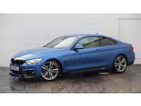 2014 BMW 4 Series 2014 14 BMW 4 Series 430D 3.0D M SPORT M PERFORMANCE KIT Diese