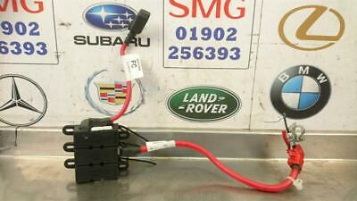 JAGUAR XF X250 3.0 BATTERY TERMINAL FUSE BOX + POSTIVE BATTERY CABLE FAST POST
