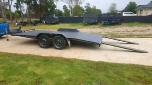 Car Trailers For Hire $40 for 4hrs.... Kemps Creek Kemps Creek Penrith Area Preview