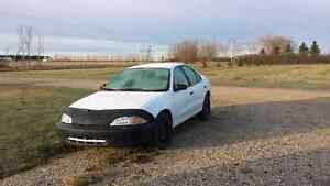 2001 Chevy Cavalier only 140xxx kms!