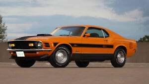 looking for 1969,1970 mustang fastback