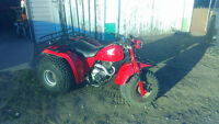 1984 Honda Big Red Trike
