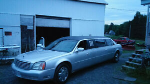 2003 Cadillac DeVille limo Other