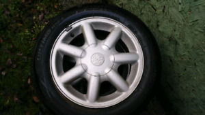 Hankook Optimo Tires and Rims 4x100