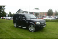 2011 Land Rover Discovery 4 3.0SD V6 4X4 Auto HSE, Black, FSH, SOLD! SOLD!