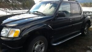2005 Ford Explorer sportrac xlt SUV, Crossover