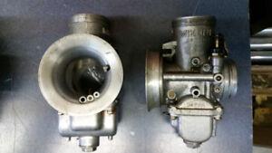 Carburateurs Mikuni VM 46 et 44