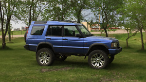 2003 Land Rover Discovery Se7 SUV, Crossover