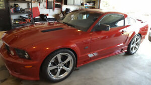 MUSTANG SALEEN SUPER CHARGED