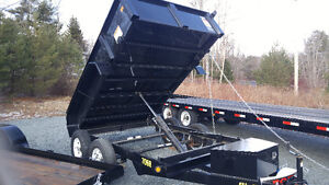 Big tex car hauler/equipment or dump trailer