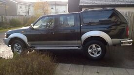 2004 Nissan 2.5 DI 4X4 Navara.Pickup (Diesel)