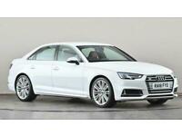 2018 Audi A4 S4 Quattro 4dr Tip Tronic Auto Saloon petrol Automatic