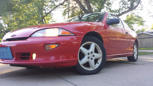 Chevy cavalier 5 spoke 5x100 rims with tires