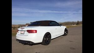 STASIS AUDI S5 convertible with 410 hp