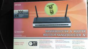 Routeur RANGEBOOSTER N Router