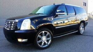 Cadillac Escalade ESV PERFECT FULL LOAD LOW KM!!