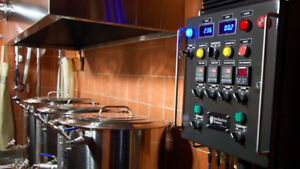 For Sale: Electric Brewing Equipment