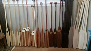 Handcrafted Redtail Paddles, everything must go! 30-70% off
