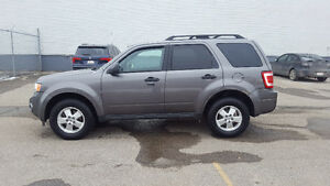2012 Ford Escape XLT RARE 5 SPEED SUV, Crossover