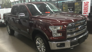 2015 Ford F-150 KING RANCH 4X4  HAS EVERY OPTION $44,900