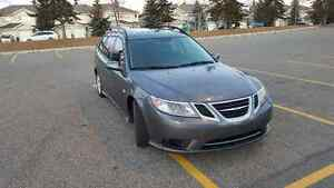 2008 Saab 9-3 Sport combination Wagon