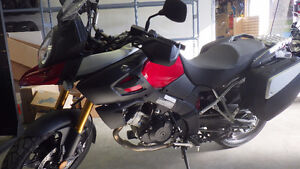 BRAND NEW 2015 SUZUKI V-STROM DL1000 SEL READY TO RIDE!