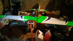 Rc airplane 50cc extra 300