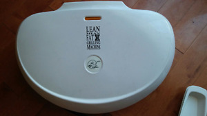 Lean Meat Fat Grilling Machine