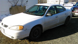 2002 Pontiac Grand Am Other