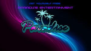 Paradise Entertainment – DJ Service